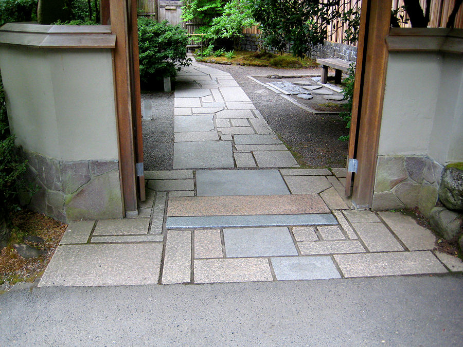 Walkways In The Portland Japanese Garden   1