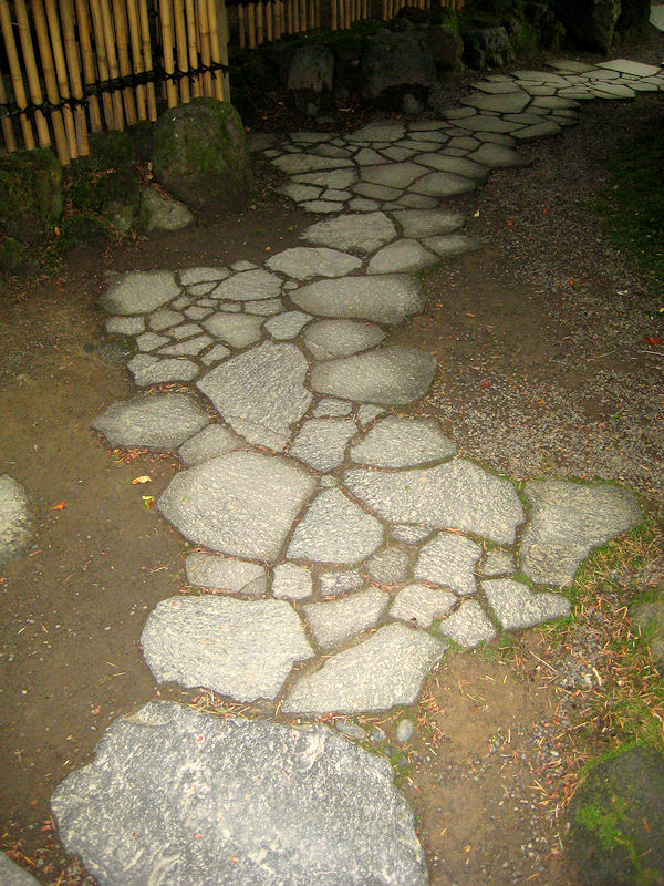 Walkways In The Portland Japanese Garden   2